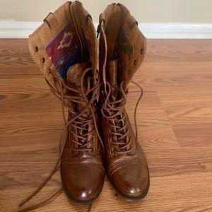 Steve Madden Aztec Boots